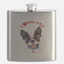 Love for the USA - Flask