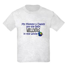 Best Welders In The World T-Shirt