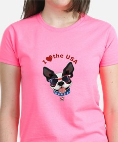 Love for the USA - Tee