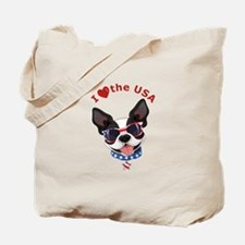Love for the USA - Tote Bag