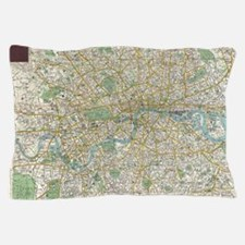 Cool Vintage london Pillow Case