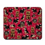 Yorkie Classic Mousepad