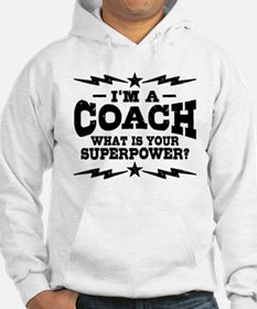 Funny Coach Hoodie