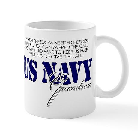 When freedom needed heroes: N Mug