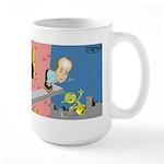 Peter Robbins Large Mug Mugs