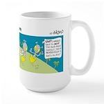 Mufon Large Mug Mugs