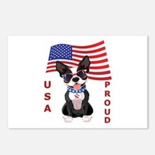 USA Proud - Postcards (Package of 8)