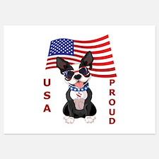 USA Proud - Invitations