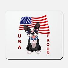 USA Proud - Mousepad