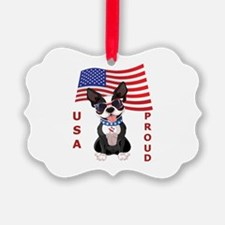 USA Proud - Ornament