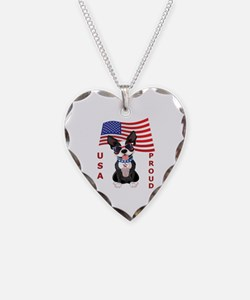 USA Proud - Necklace
