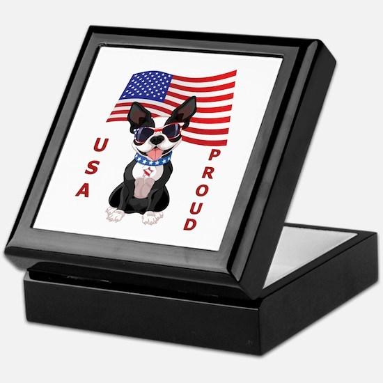 USA Proud - Keepsake Box