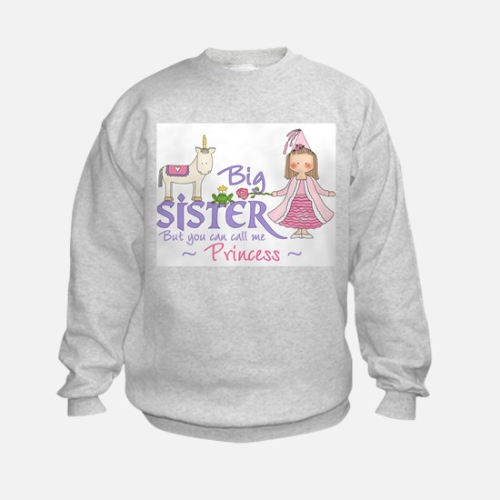 Cute Big sister Sweatshirt