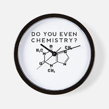 Engineering geology Wall Clock