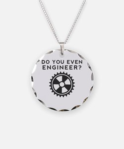 Cool Scientists and mathematicians Necklace