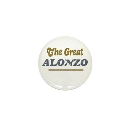 Alonzo Mini Button