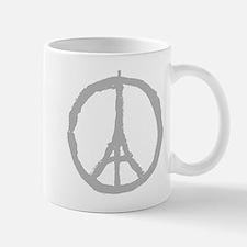 Peace For Paris Mugs