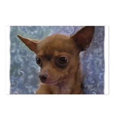 Gorgeous Chihuahua Postcards (Package of 8)