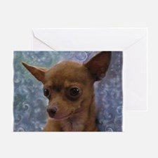 Gorgeous Chihuahua Greeting Card