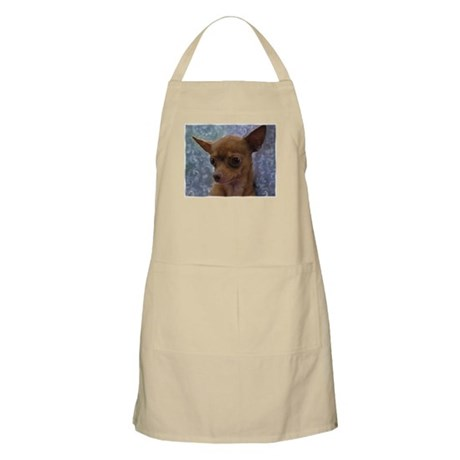 Gorgeous Chihuahua BBQ Apron