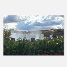 American Falls, Niagra Postcards (Package of 8)