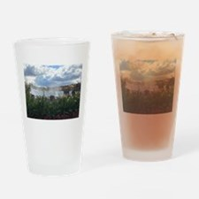 American Falls, Niagra Drinking Glass