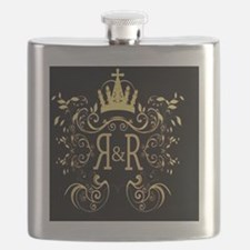 Funny Royalty Flask