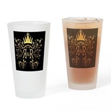 Funny Versace Drinking Glass