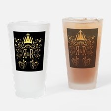 Funny Scroll Drinking Glass