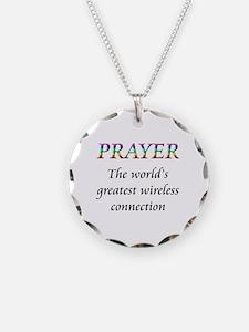 Prayer Necklace