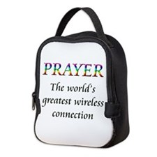 Prayer Neoprene Lunch Bag