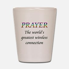 Prayer Shot Glass