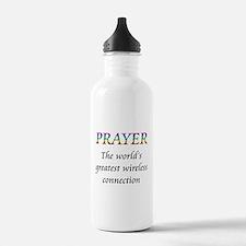 Prayer Water Bottle