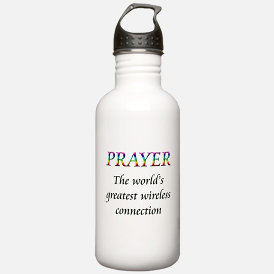 Prayer Water Bottle