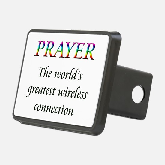 Prayer Hitch Cover