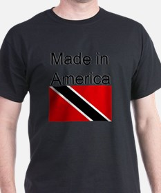 Unique Trinidad pride T-Shirt