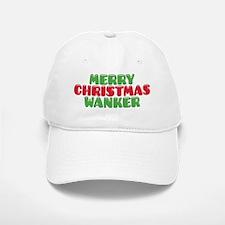 Merry Christmas Wanker Baseball Baseball Baseball Cap