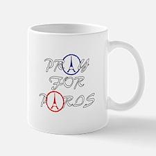 Pray for Paris Mugs