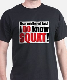 Cool Squat T-Shirt