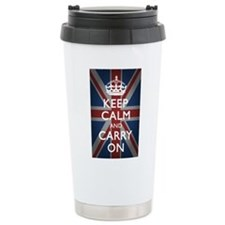 Cute Calm Travel Mug