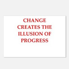 change Postcards (Package of 8)