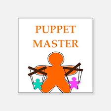 puppet master Sticker