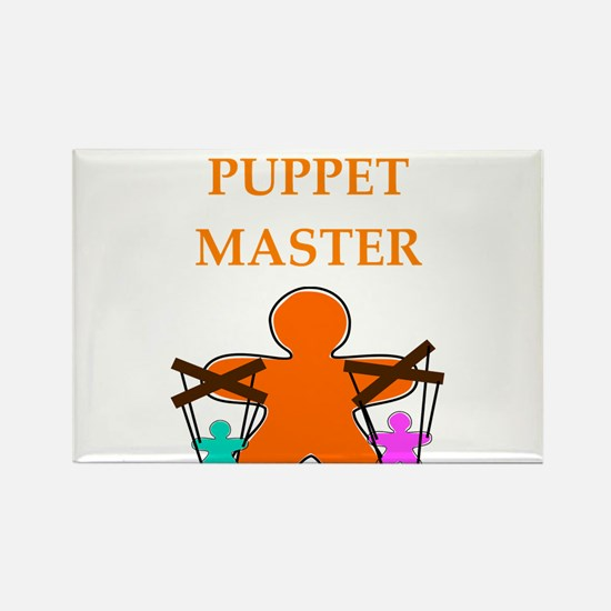 puppet master Magnets