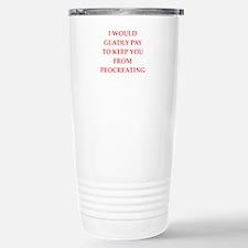 sterile Travel Mug