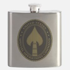 Cute Special forces Flask