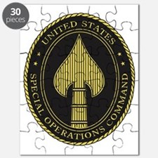 Cute Special operations command Puzzle