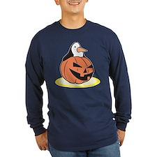 Penguin in Pumpkin T