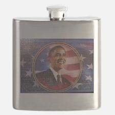 Black Lives Matter Flask
