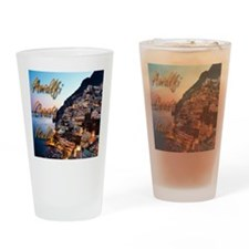 Amalfi Coast Drinking Glass
