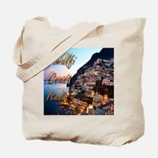 Amalfi Coast Tote Bag